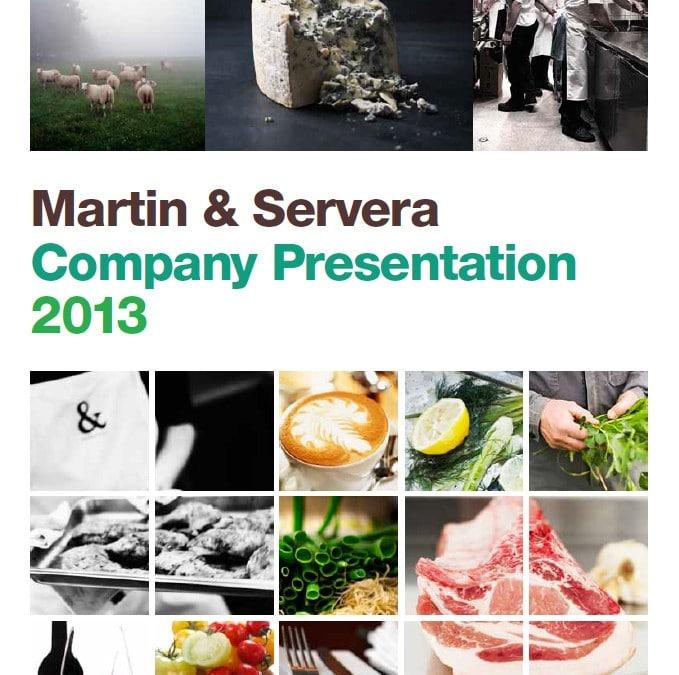 Martin & Servera 2013 (företagspresentation)