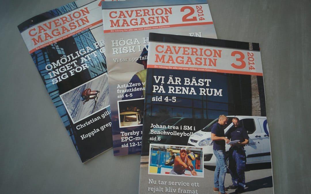 Caverion (artiklar)