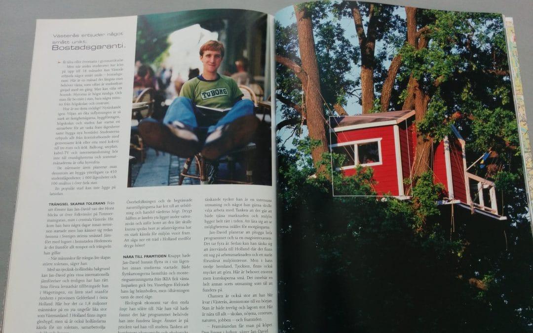 Strandliv – Mälardalens högskola (artikel)