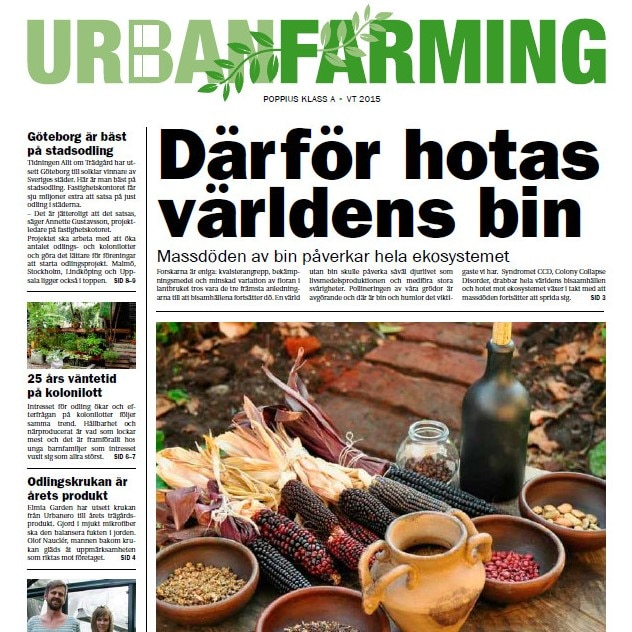 Urban Farming (projekttidning)